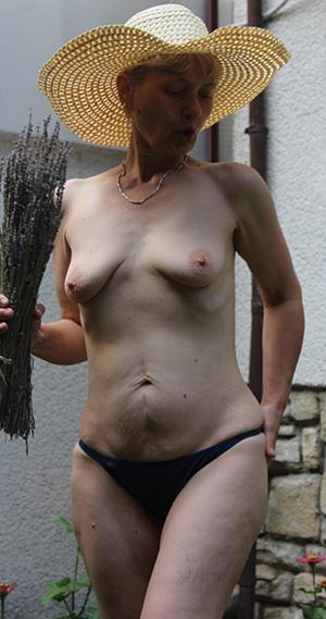 Crazy classic matures naked photos