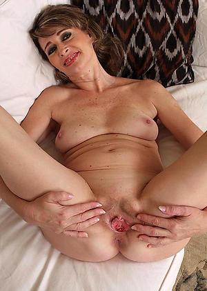 Slutty mature women vagina