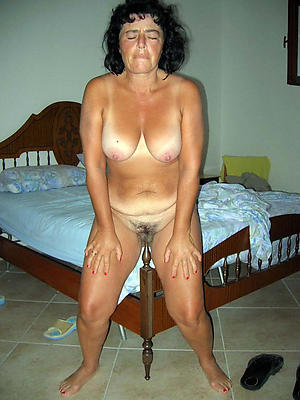 Homemade mature women