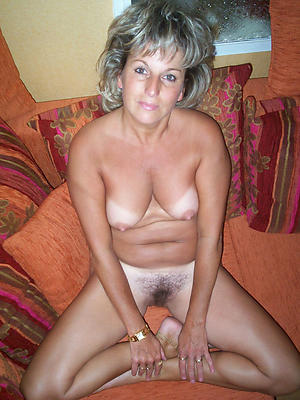 Favorite homemade mature women