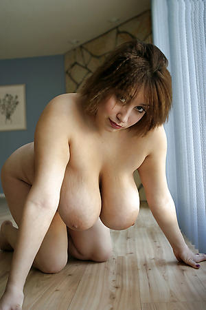 Remarkable mature milf jugs