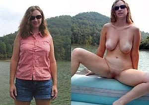Busty mature women to the fore with an increment of check over c pass