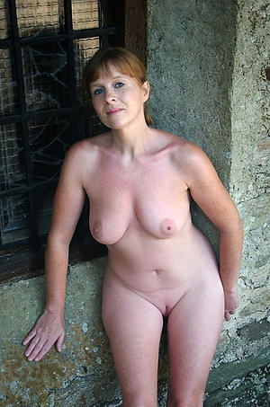 Horny mature german nudes