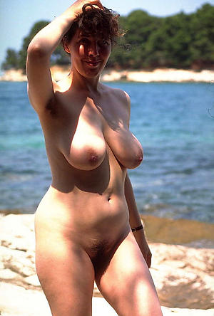 Unfortunate mature at be passed on beach nude pics
