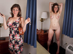 Amateur mature before and after slut pics