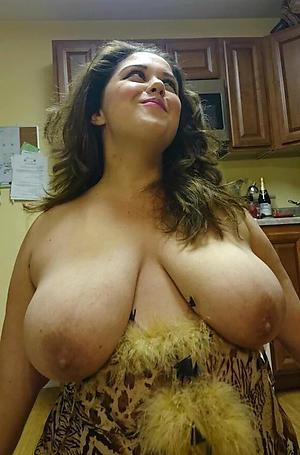 Sexy chubby humble boobs mature porn pics