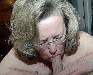 Sexy old wife blowjob photos