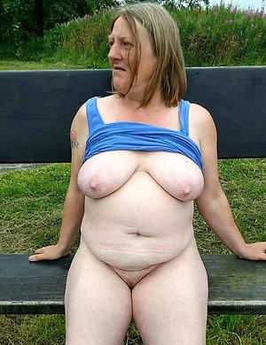 Bitchy older chubby ladies pics