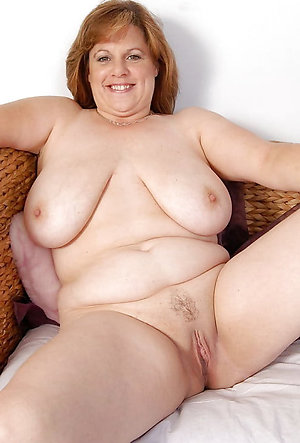 Crazy mature chubby women
