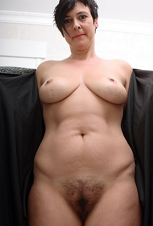 Real amateur brunette mature wife