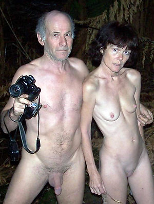 First-timer mature couple porn pics