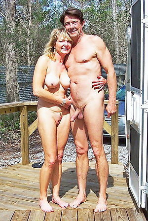 Naked mature older couples