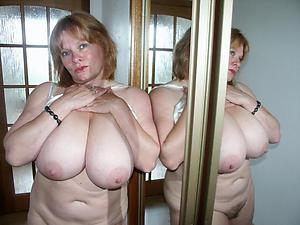 Unpaid pics of titillating big grown-up tits