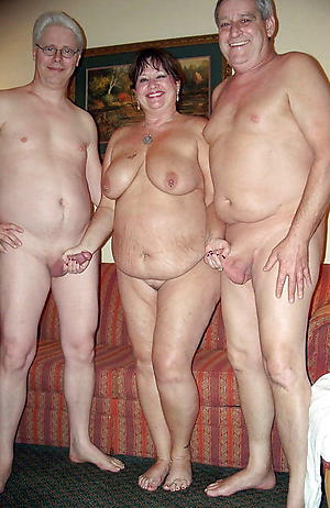 Naked mature group pics