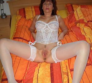 Hot mature comprehensive round lingerie slut pics