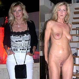 Unskilful pics of free women before and after