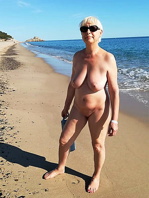 Hot porn of sexy grown-up nude beaches