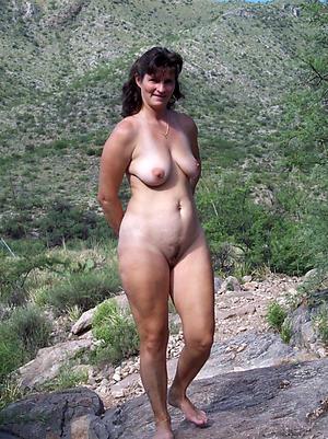 Naked scant mature xxx pics
