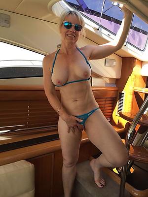 Reality mature amateur bikini photos