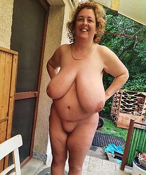 Naked german layman mature