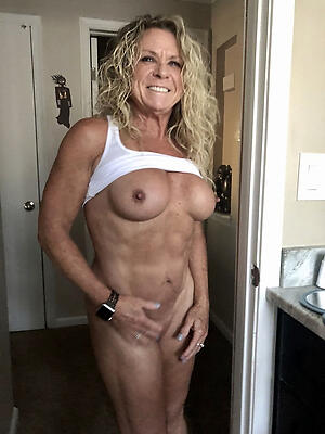 Hot porn of amateur human nature mature
