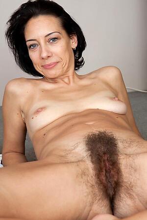 Beautiful mature undevious nude women