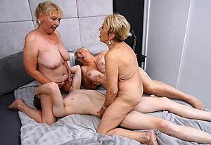 Amateur pics of mature group fuck