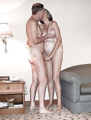 Nude age-old couples photo