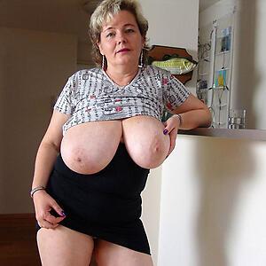 Slutty busty mature sex