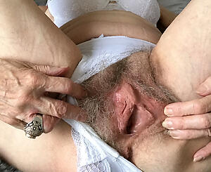 Reality of age pussy up close nude pics