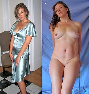 Xxx mature dressed undressed pics
