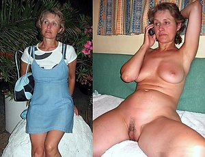 Free dressed undressed wife pictures