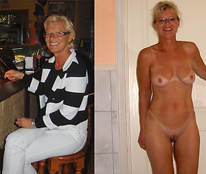 Private dressed undressed pictures
