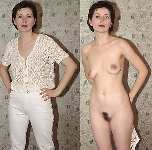 Inexperienced dressed and undressed xxx pictures