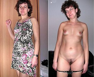 Xxx dressed and undressed porn
