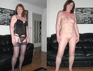 Sweet amateur dressed undressed pics