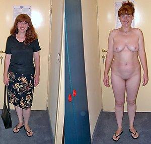 Handsome older slut dressed undressed images