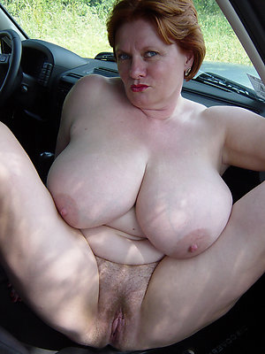 Real busty amateur old girlfriend
