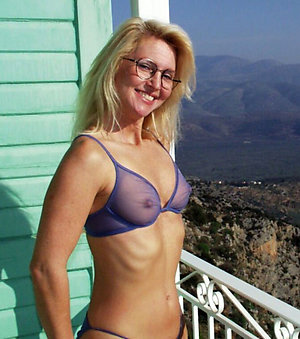Amazing hot sexy mature milfs with glasses