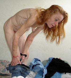 Pretty sexy granny porn pictures