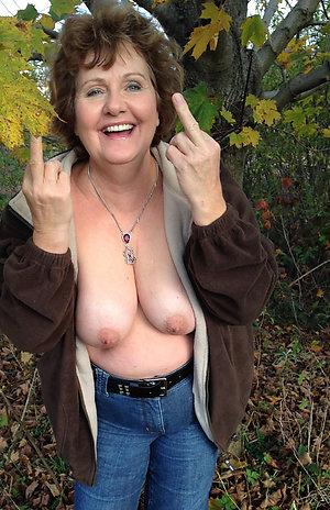 Amazing natural granny sex pics