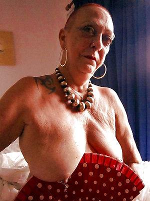 Real granny boobs amateur pics