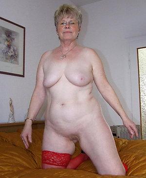 Favorite hairy mature granny pics
