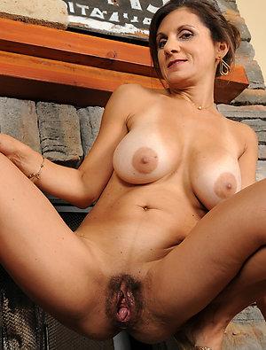 Beauties amateur hairy mature sex