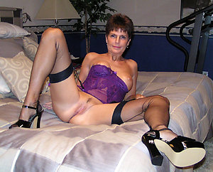 Favorite naked women in high heels photo