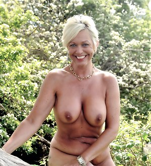 Magnificent mature girls want sperm