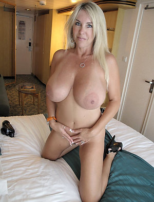 Lovely older milfs with big tits photos