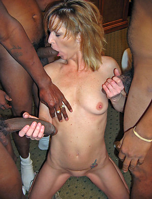 Free amateur mature interracial sex