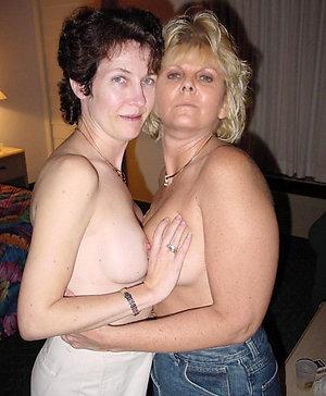 Pretty lesbian old ladies pics