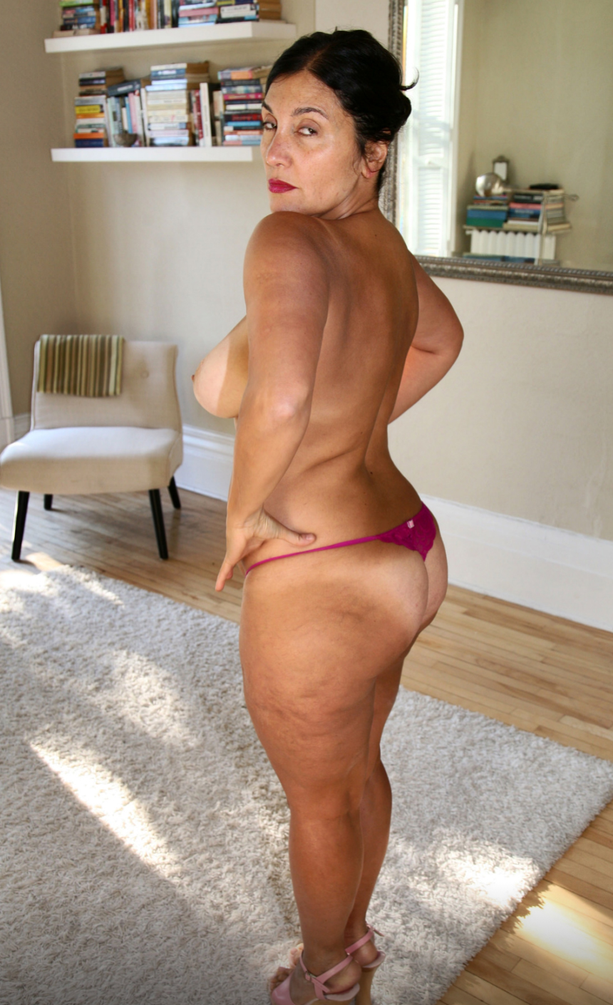Amateur Mature Submissive Wife